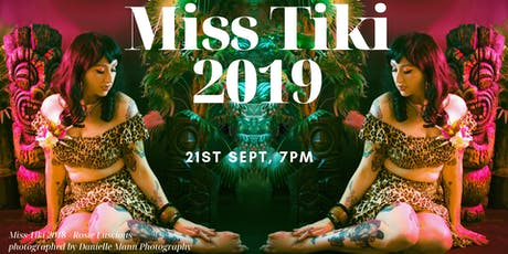 Miss Tiki 2019 tickets