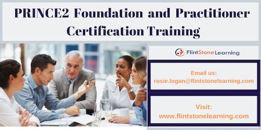 PRINCE2 Foundation and Practitioner Certification Training in Potts Point,NSW