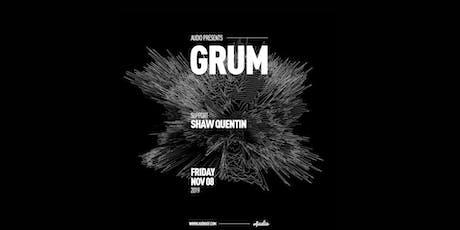 GRUM tickets