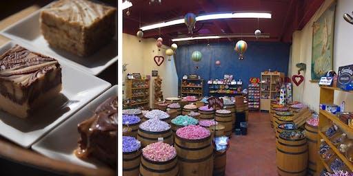 Z. Cioccolato Pop-Up Shop & Fudge Making Experience - SFMade Week