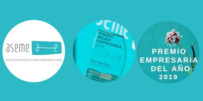 Gala de Premios Empresaria del Año 2019
