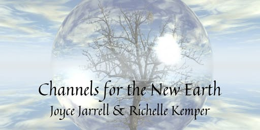 Channeling of the New Earth - an evening of Messages & Healing