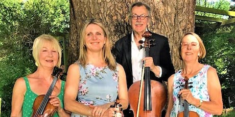 Candlelit concert by the Ilyrica String Quartet tickets