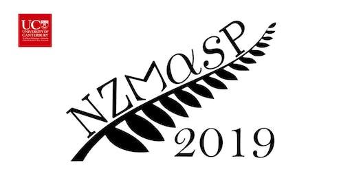 2019 NZMASP Conference