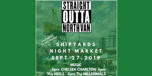 Shipyards Friday Night Market