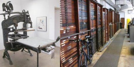 Arion Press Foundry, Letterpress & Bookbindery Tour - SFMade Week tickets
