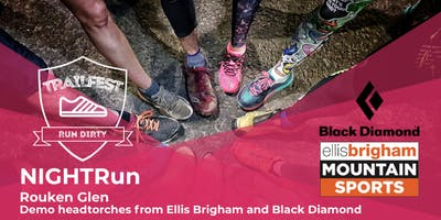 Intro to NIGHTRunning with Ellis Brigham and Black Diamond