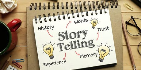 Story Telling - The key to engaging your audience tickets