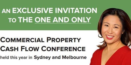 Commercial Property Cash Flow Conference - SYDNEY tickets