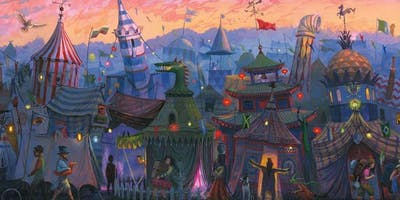 An Evening with Jim Kay: The Art of Harry Potter