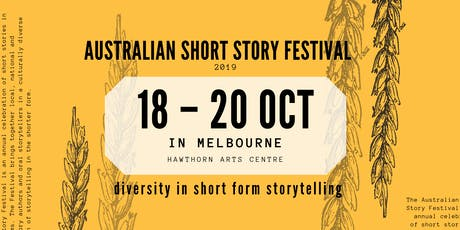 The Australian Short Story Festival - Workshops tickets