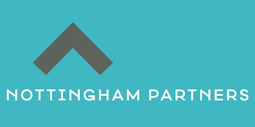 Nottingham Partners Members' Lunch - 10 January 2020