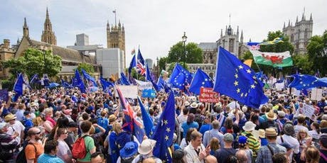 Oxford Remain Labour Coach to People's Vote March tickets