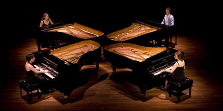 Rondane Kwartet speelt Canto Ostinato   Pianoduo Festival Amsterdam tickets
