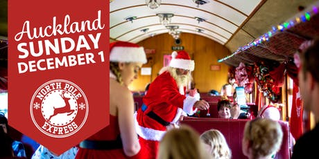 North Pole Express Auckland - Sunday 1 December, 2019 tickets