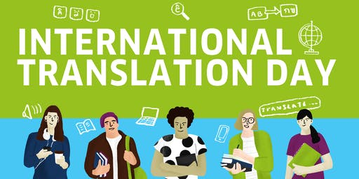 International Translation Day - Talk, Discussion and Networking