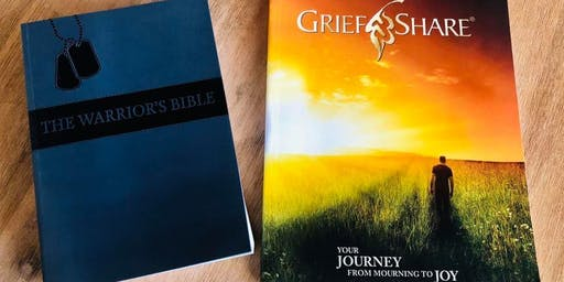 #GriefShare: Your Journey from Mourning to Joy