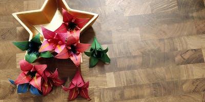 Origami Lily - #FiverFest workshop