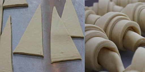 Artisan Patisserie - laminated and enriched dough