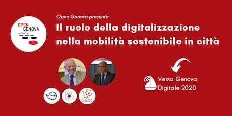 Il ruolo della digitalizzazione nella mobilità sostenibile in città biglietti