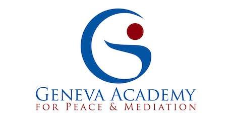 Peace'preneurs – the role of entrepreneurship for social stability & peace billets