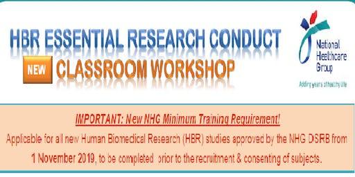 HBR ERC Workshop