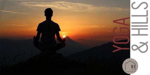 Yoga & Hills: sedute Yoga, massaggi, meditazione sonora e cucina vegan