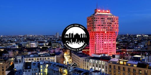 Aperitif & Party at Torre Velasca for Milan Fashion Week ✆ 3355290025