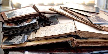 Family History - My Story Presentation  tickets