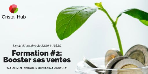Formation #2: Booster ses ventes