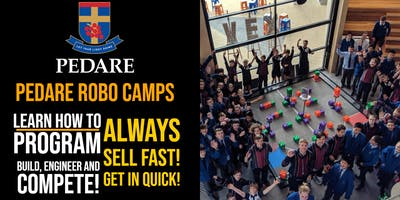 RoboCamps @ Pedare - October Holidays 2019