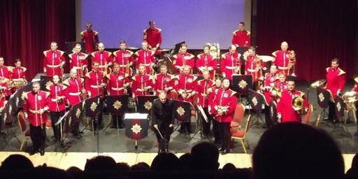 Band of Irish Guards Concert