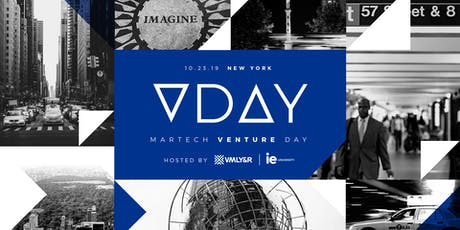 MarTech Venture Day New York tickets