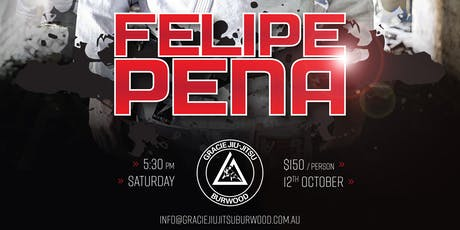 Felipe Pena Seminar tickets