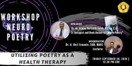Workshop Neuro-Poetry tickets