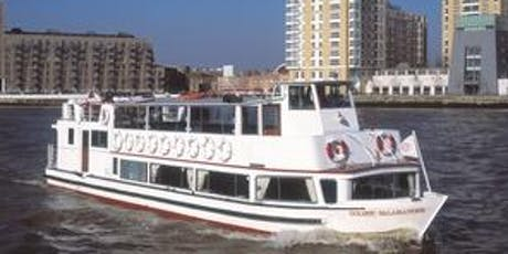 Chiswick RNLI Fish Supper boat trip! tickets