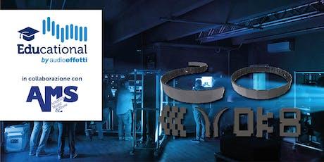 Corso NovaStar & Yes Tech - Torino biglietti