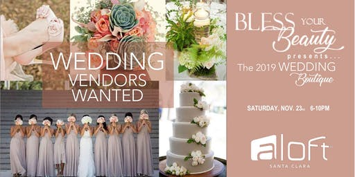 Wedding Boutique VENDORS WANTED