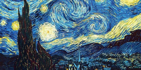 'The Starry Night' Sip & Paint Workshop tickets