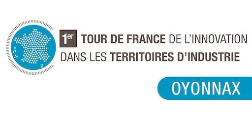 Tour de France de l'Innovation - Oyonnax