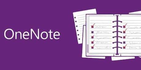 Learn about the life changing Digital Notebook - go paperless with OneNote tickets