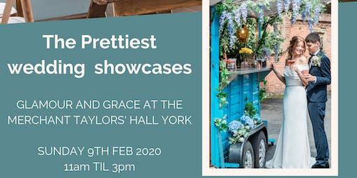 THE PRETTIEST WEDDING SHOWCASE - Glamour & Grace