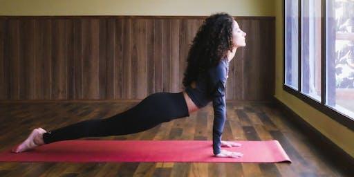 Soul Soothing Yoga | @Crimson Chamber Studio
