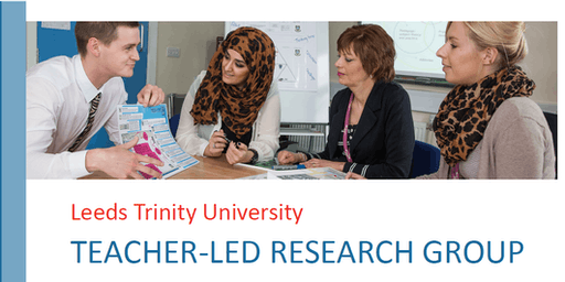 Teacher Led Research Group Meeting 1