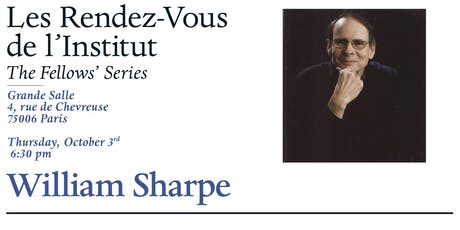 William Sharpe: What Does Walking Look Like? tickets