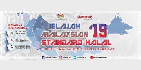 Seminar Kesedaran Berkenaan MS Halal Zon Lembah Klang tickets
