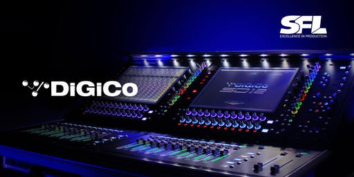 DiGiCo SD Consoles Training