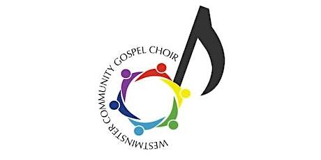 Westminster Community Gospel Choir: Christmas Concert 2019 tickets