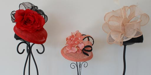 Fascinator Making Workshop @ Rolleston Library
