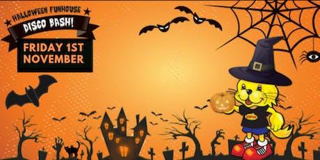 Lollipops Playland Halloween Funhouse Disco Bash tickets